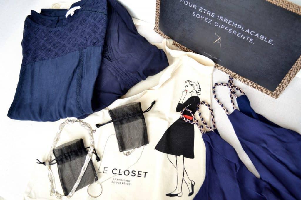 Le Closet - Mai 2016