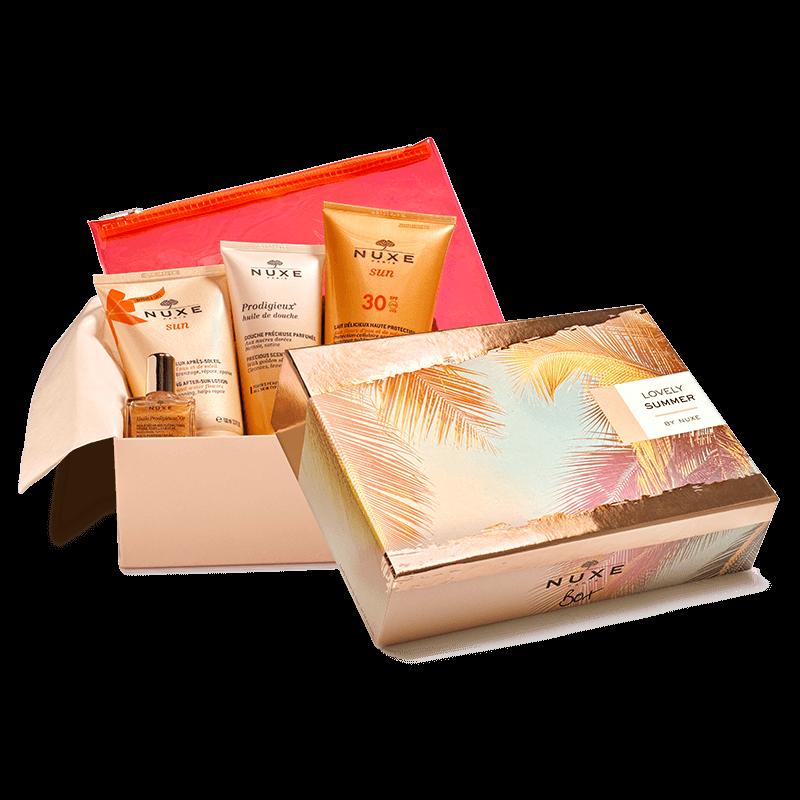 """""""Lovely Summer"""" : la box estivale de NUXE en édition limitée"""