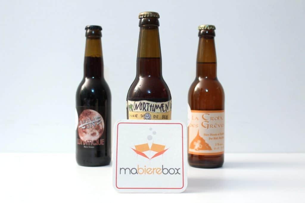 Ma Bière Box - Janvier 2014