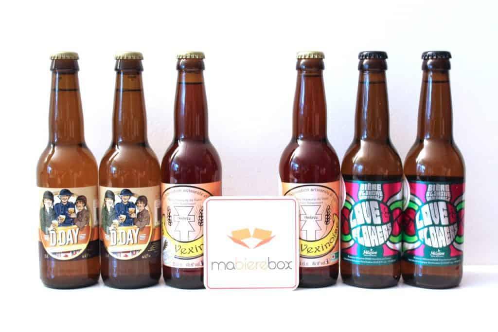 Ma Bière Box - Juillet 2014