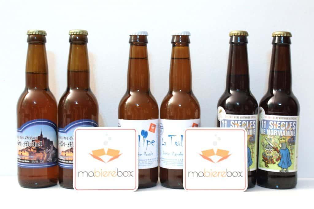 Ma Bière Box - Août 2014