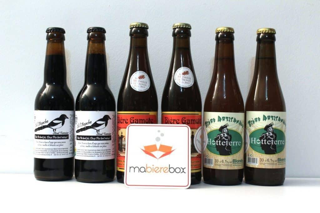 Ma Bière Box - Mars 2014