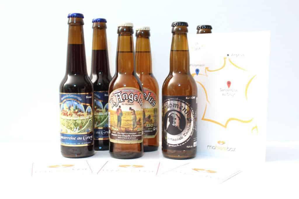 Ma Bière Box - Octobre 2014