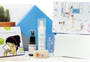 Mademoiselle bio : La box inédite pour un rituel layering complet en vacances