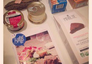 Bonjour French Food - Octobre 2013
