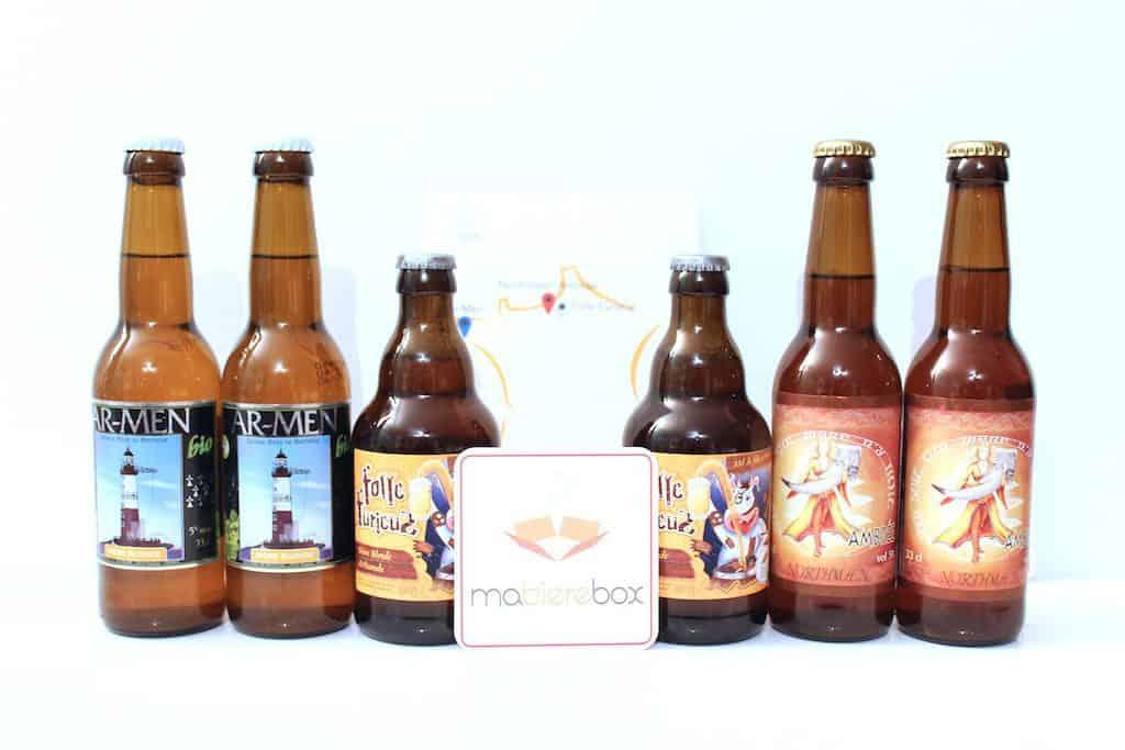 Ma bière box – Décembre 2014