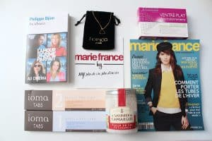 Marie France Bag - Janvier 2014