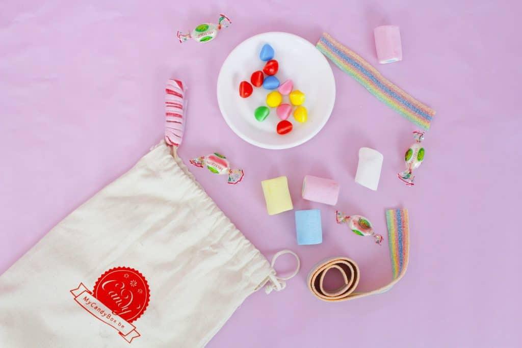 My Candy Box - Fevrier 2017