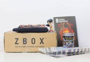 Zbox - Février 2017