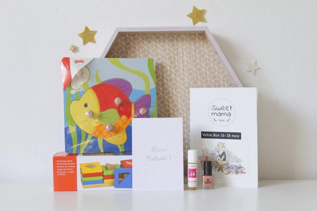 Sweet Mama Box - Novembre 2016