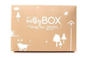 My Milky Box – Avril 2016