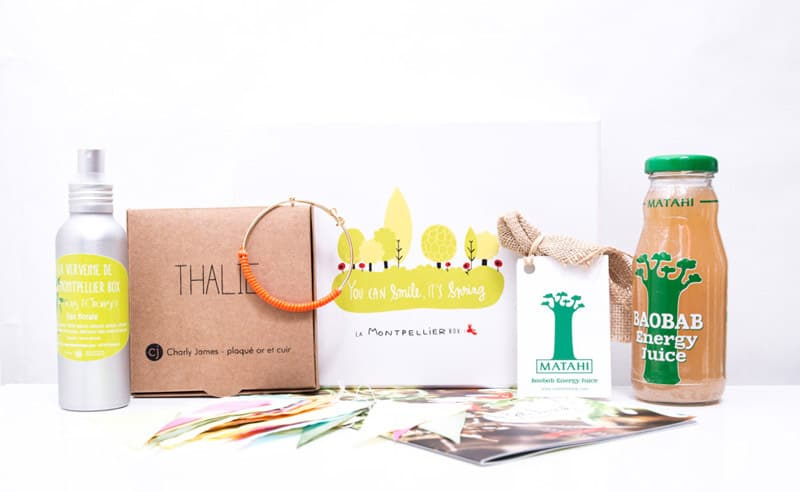 La Montpellier Box - Printemps 2014