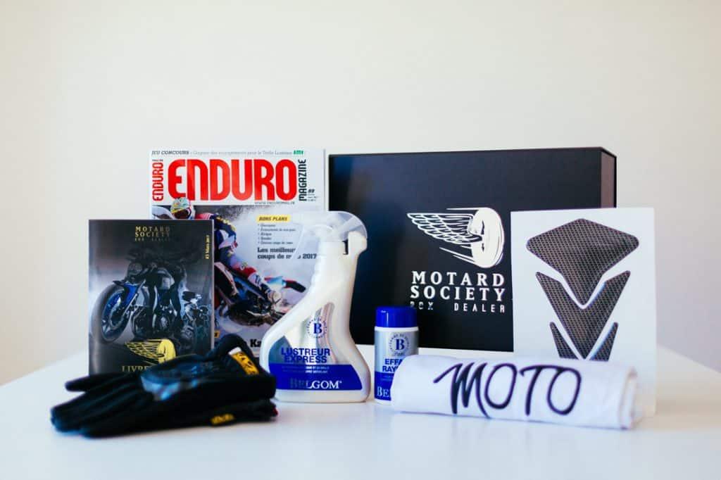 Motard Society - Mars 2017