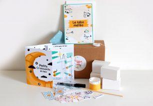 Petite boîte en carton - Novembre 2015