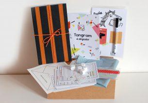 Petite boîte en carton - Octobre 2015