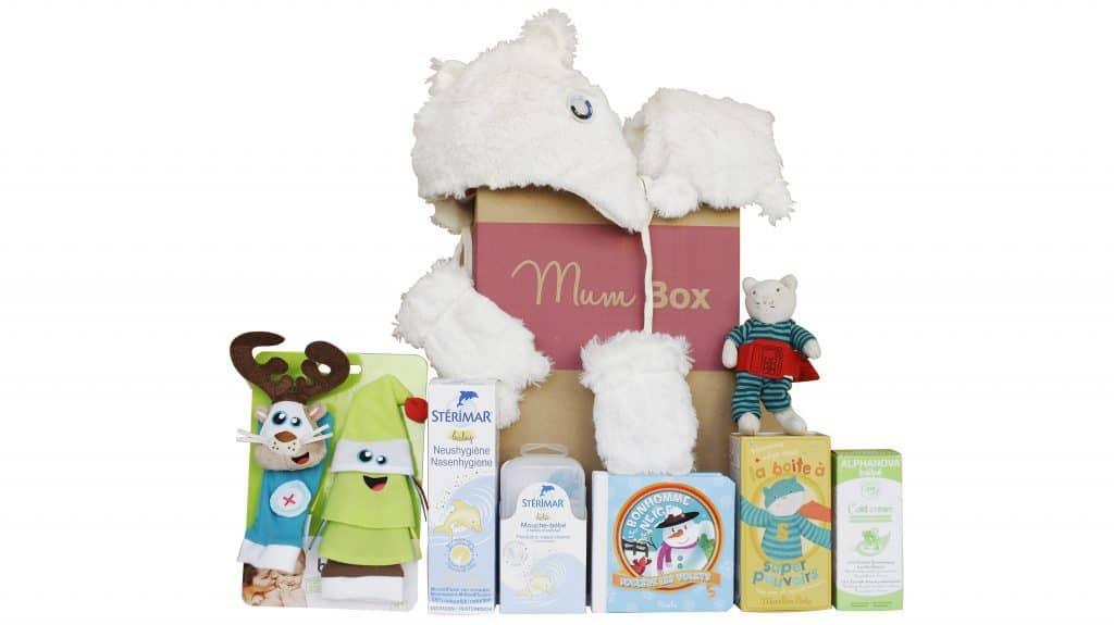 Mum Box Freezy
