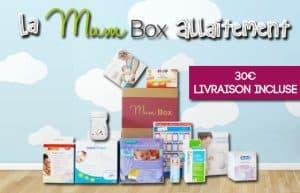 Mum Box Allaitement