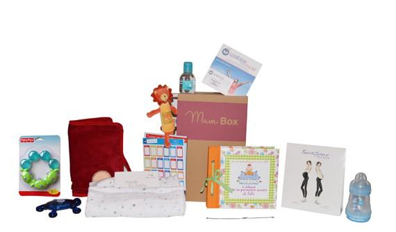 Mum Box - Naissance