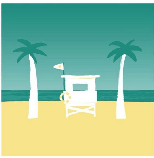 My Little Box de Juillet 2017 : Un thème qui s'annonce très estival