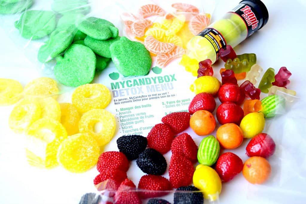 My Candy Box - Janvier 2015