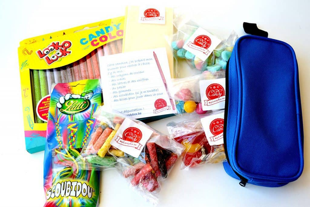 My Candy Box - Septembre 2014