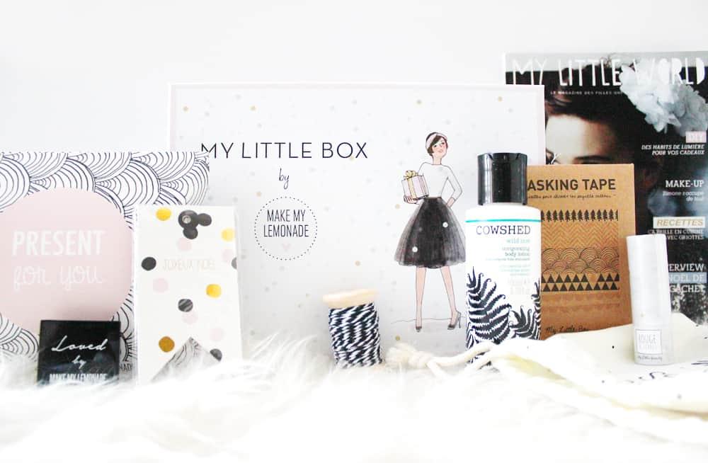 My Little Box - Décembre 2014