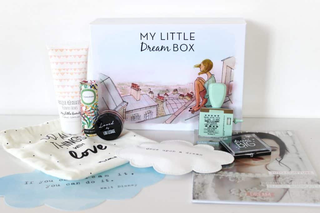 My Little Box - Avril 2015