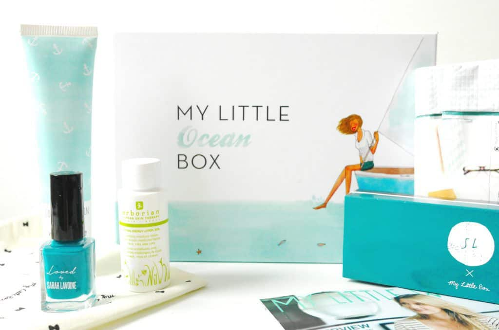 My Little Box - Juin 2015