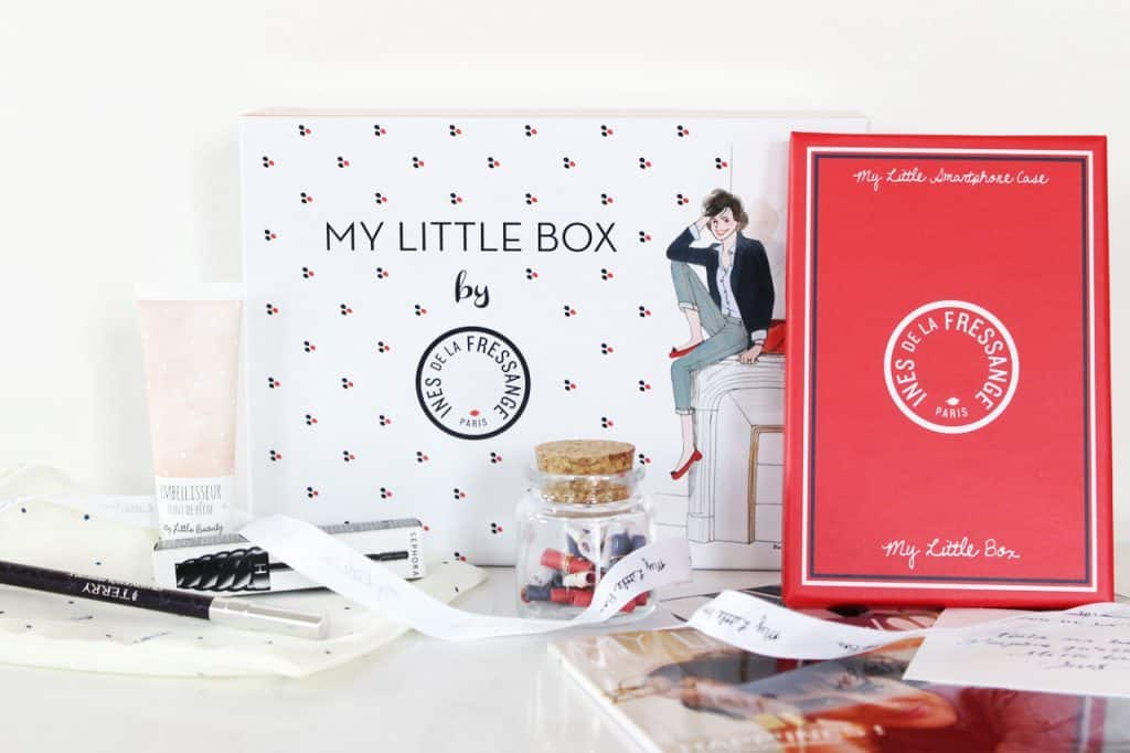 My Little Box - Octobre 2015