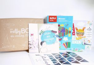 My Milky Box – Juin 2016