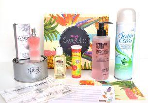My Sweetie Box - Août 2015