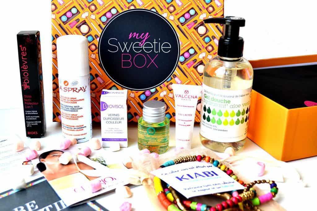 My Sweetie Box - Avril 2015