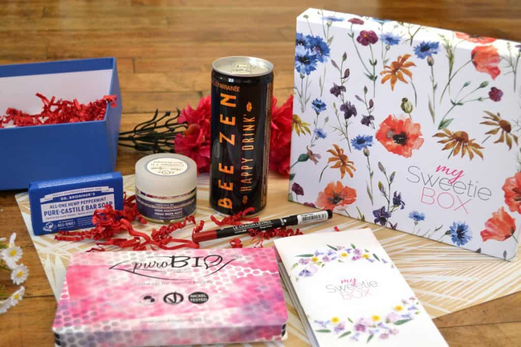 My Sweetie Box - Avril 2017