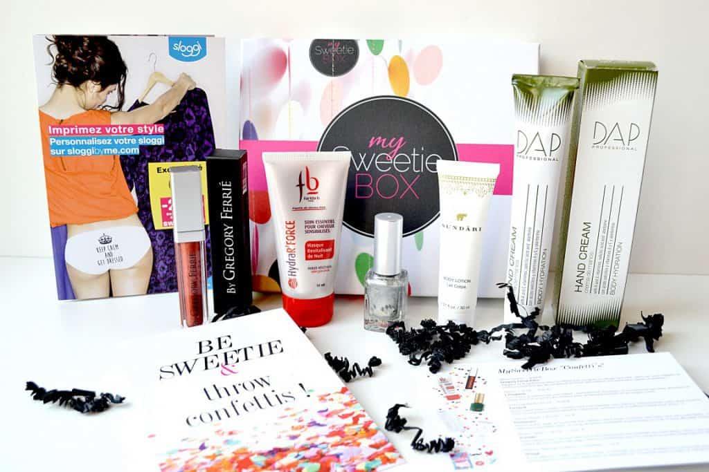 My Sweetie Box - Décembre 2014