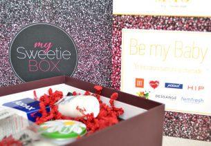My Sweetie Box - Février 2016