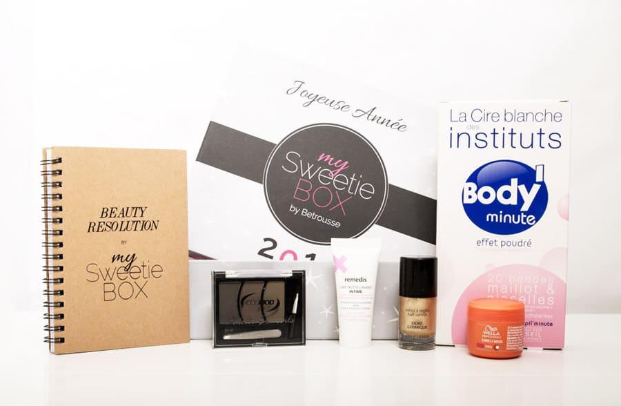 My Sweetie Box - Janvier 2014