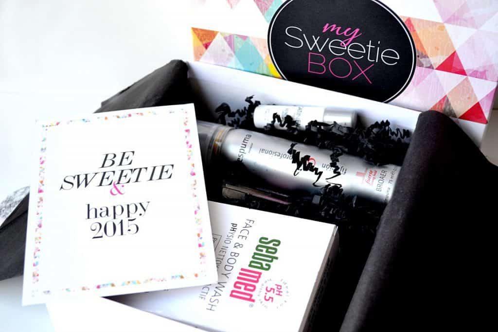 My Sweetie Box - Janvier 2015