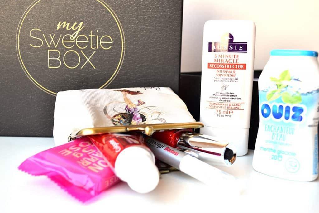 My Sweetie Box - Mars 2015