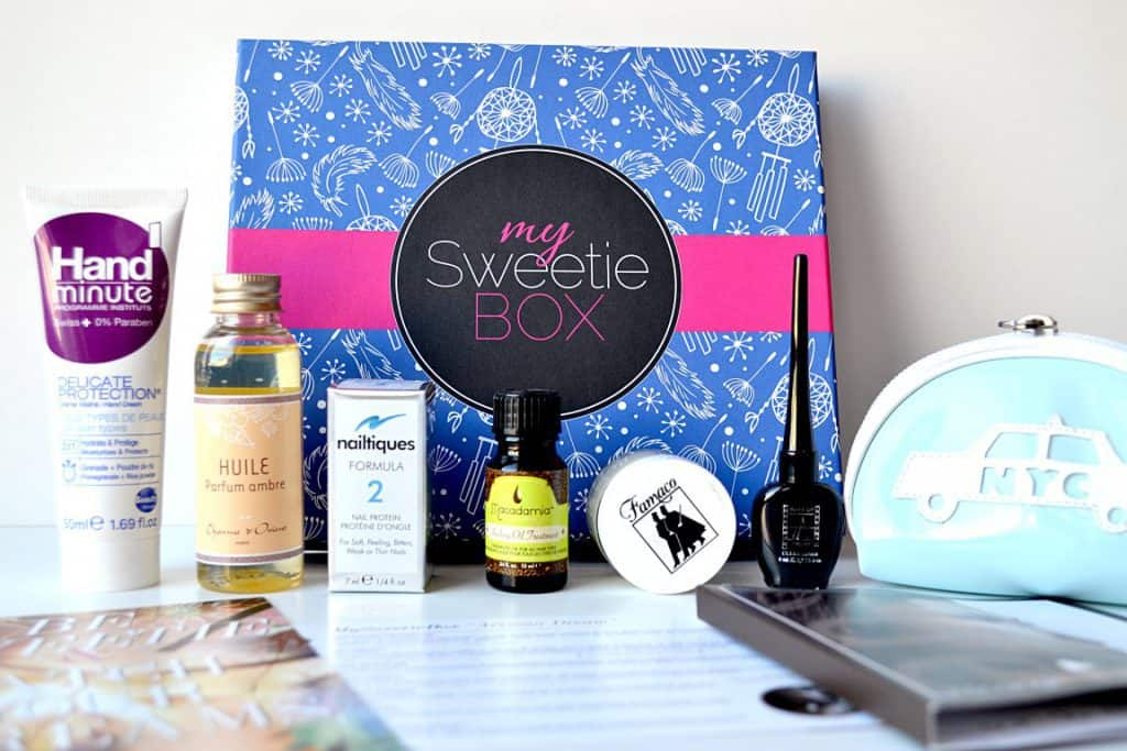 My Sweetie Box - Octobre 2014