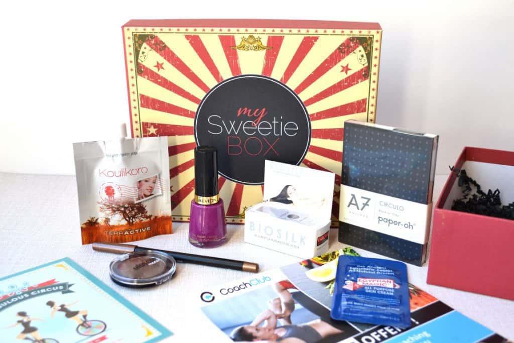 My Sweetie Box - Octobre 2015