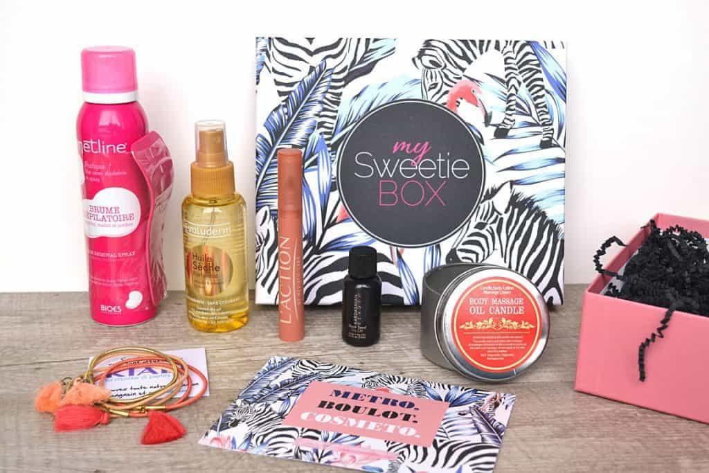My Sweetie Box - Septembre 2015