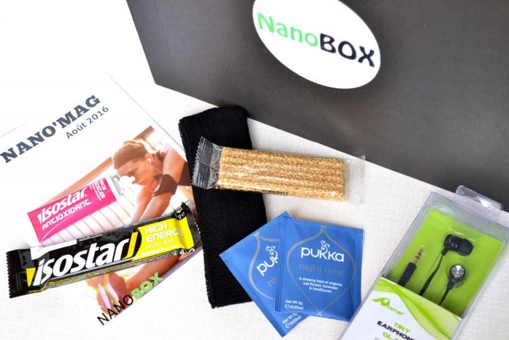 NanoBox - Août 2016
