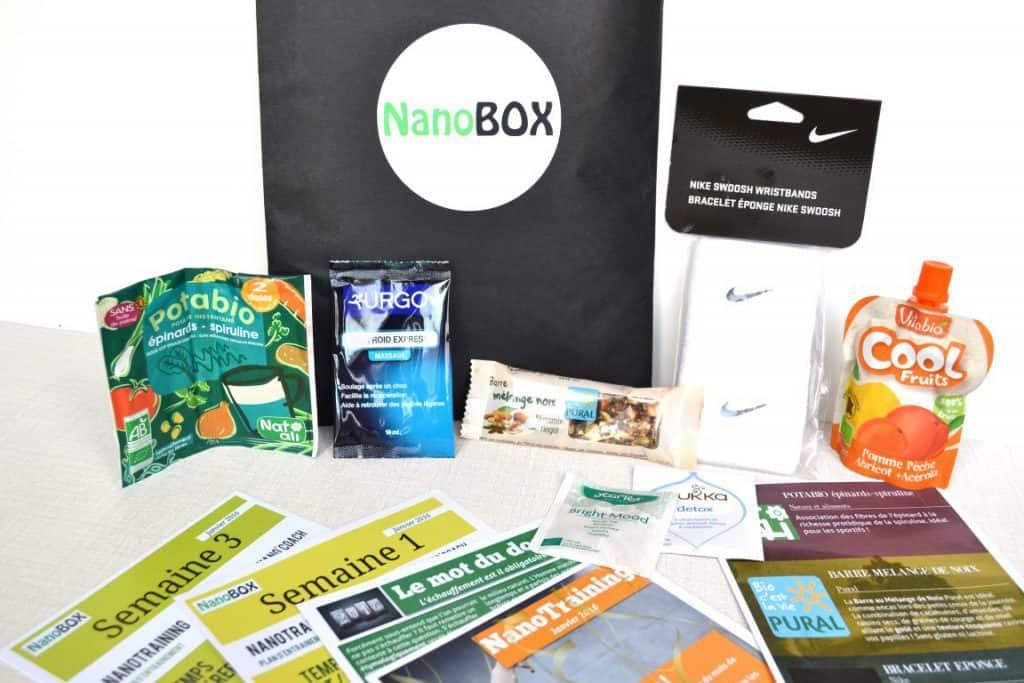 Nanobox - Janvier 2016
