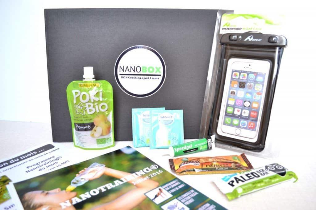 Nanobox - Juillet 2016