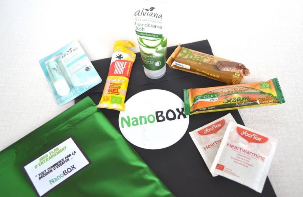 Nanobox - Novembre 2015