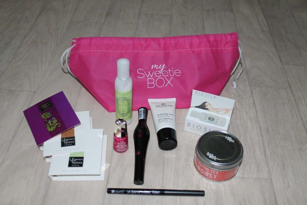 My Sweetie Box - Mars 2013