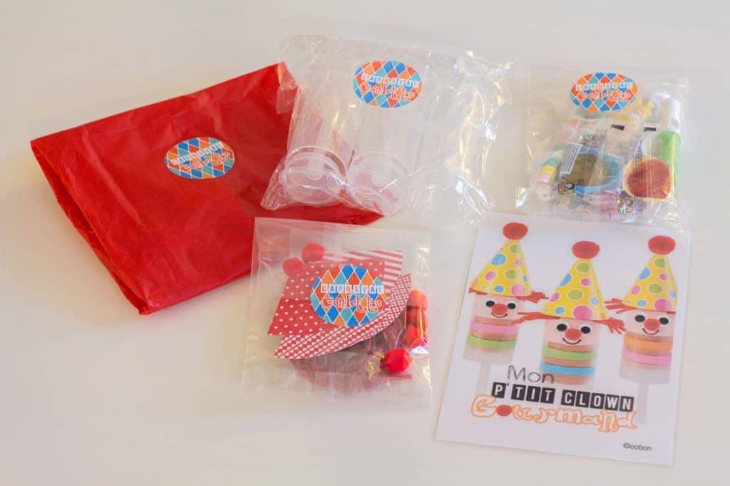 Oobon - Mini kit carnaval
