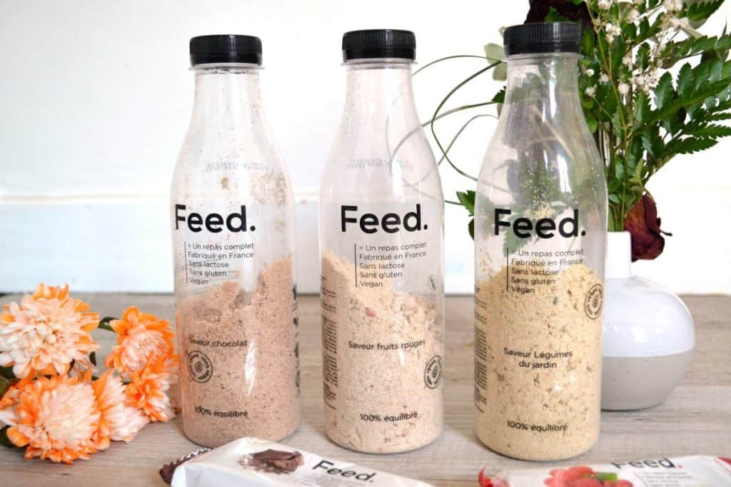 Feed Smart Food - Pack test