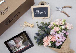 box fleurs et jardinage : livraison de fleurs en abonnement mensuel