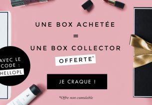 Prescription Lab : Une box collector gratuite avec la box de Juin 2017